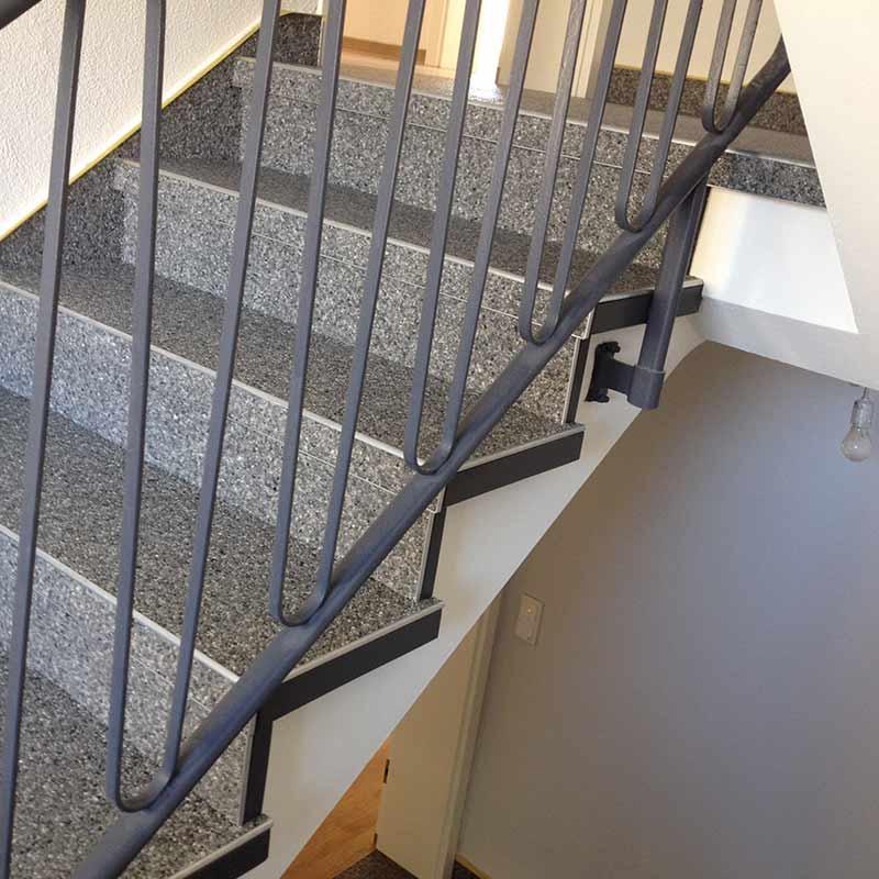 Wohnraumbodenbeschichtung