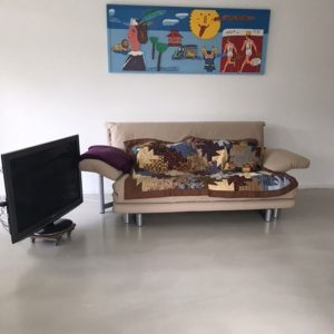 Wohnhausboden